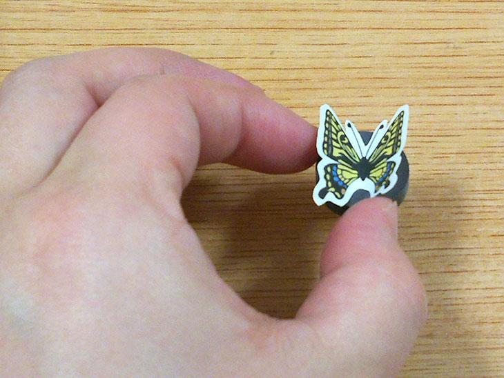 磁石のマスコット