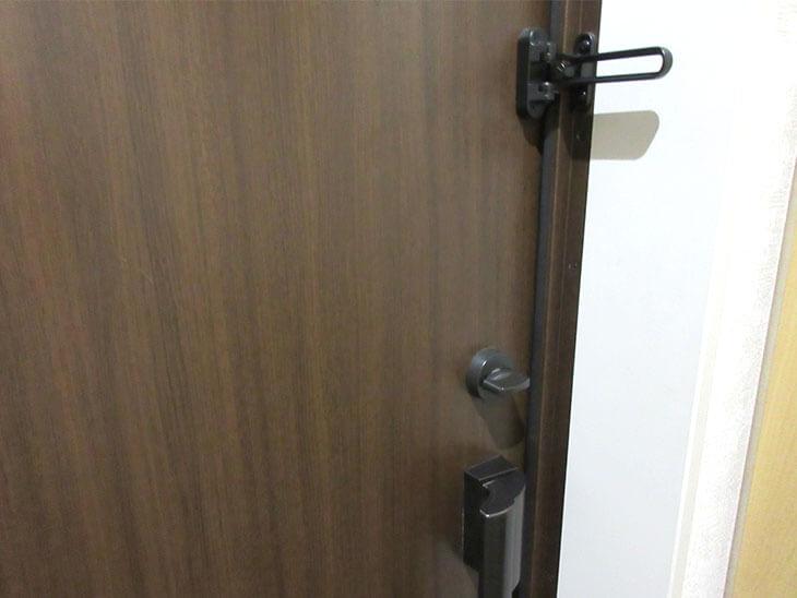 家のドアの鍵