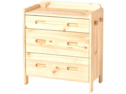 木製のキッズ家具