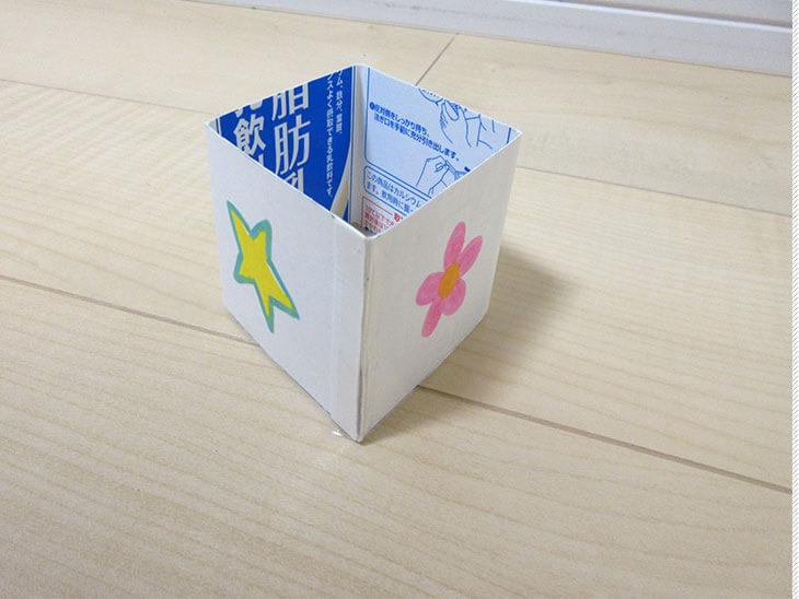 キュービックパズルを作る様子3