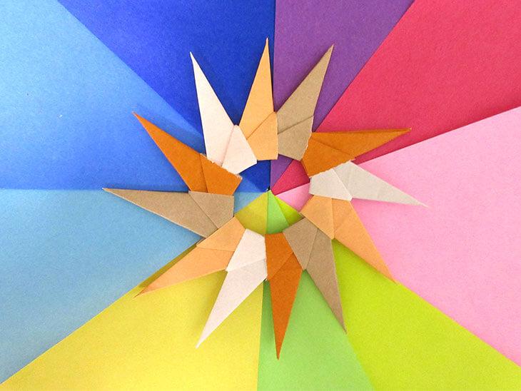 日本文化の代表格である折り紙