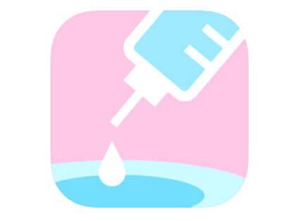 「予防接種スケジューラー」アプリのアイコン