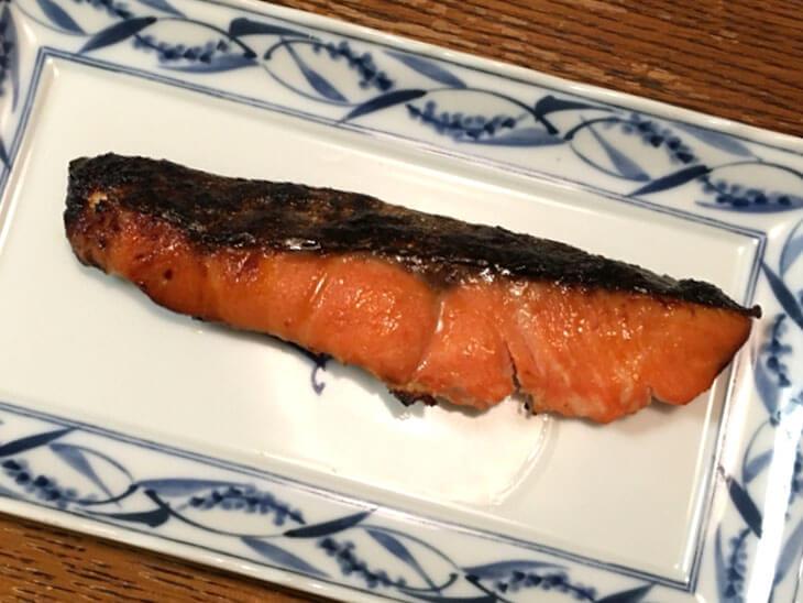 鮭のかす漬け