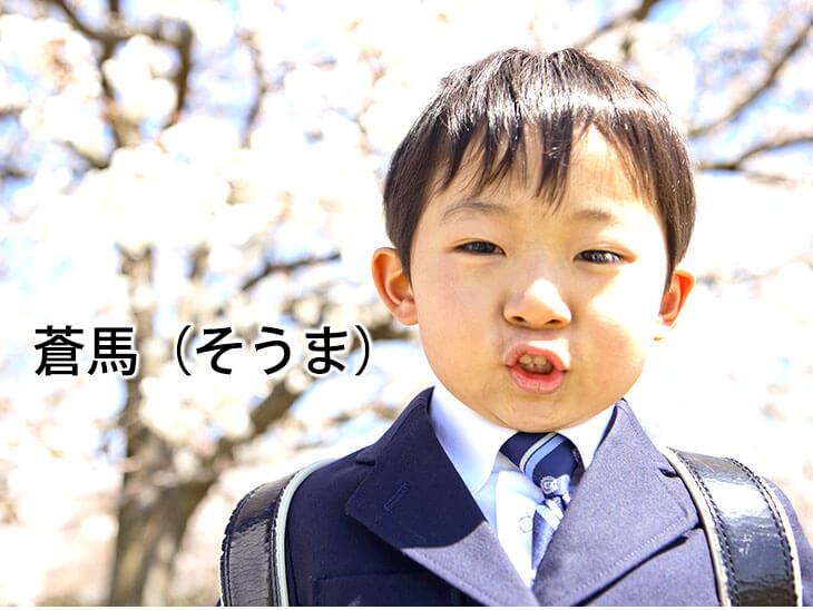 小学校の男の子