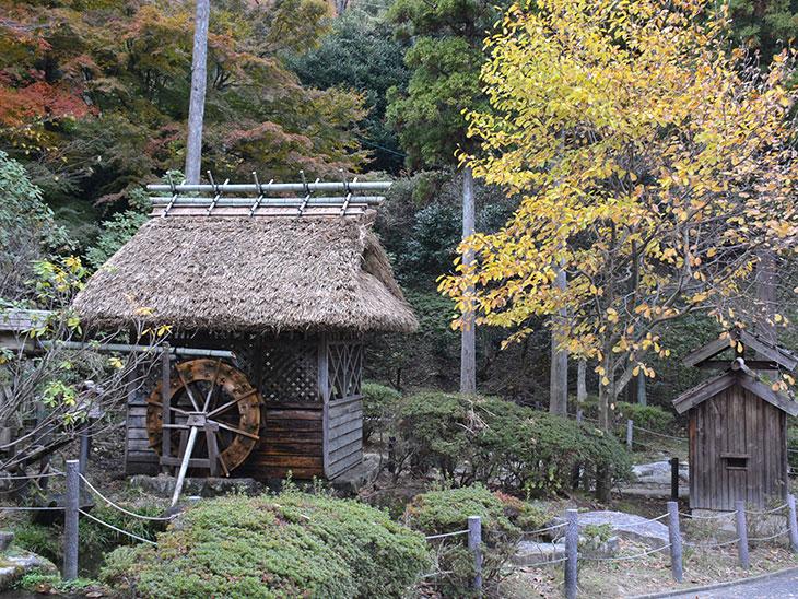 油山にある小屋