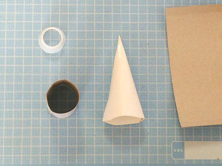 手作りのフェイクスイーツ作りに使える材料