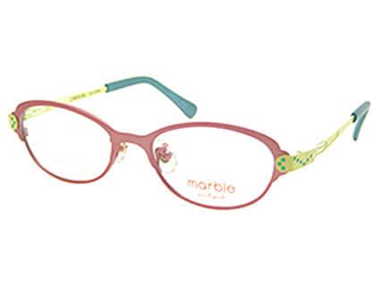 マーブルアンファンのメガネ