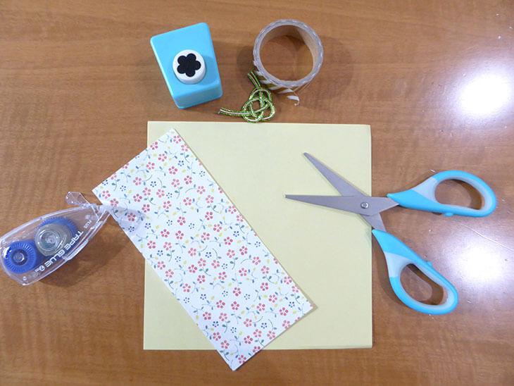祝儀袋の内袋の作り方の工程5@@