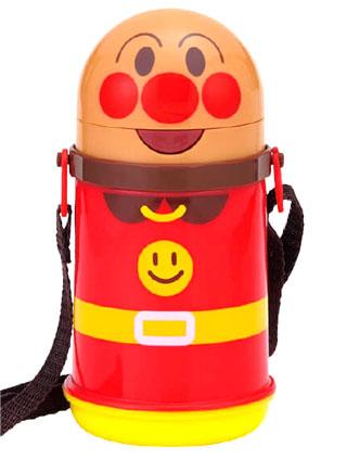 ALストロー付き水筒(保冷・ダイカット)