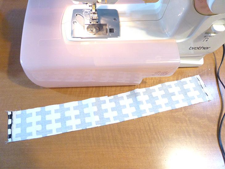 赤ちゃん用保冷リュックの作り方の工程6