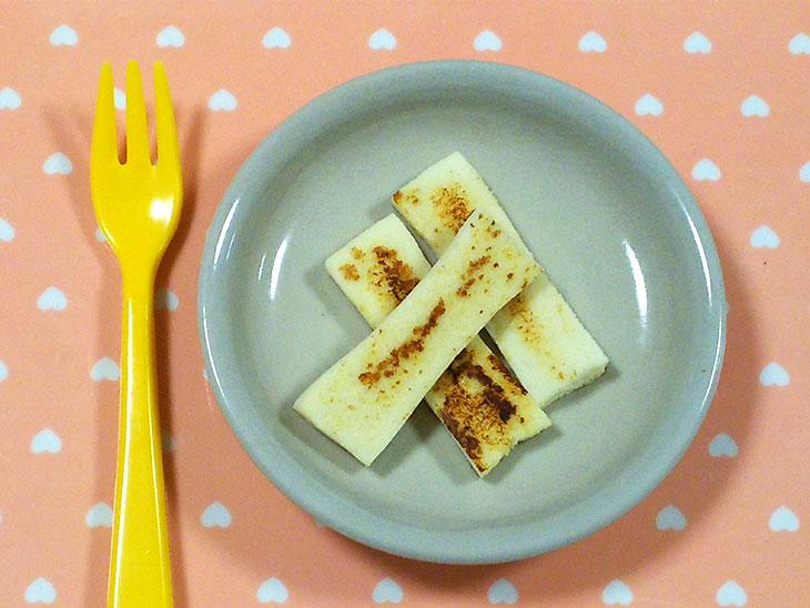 トースト風高野豆腐スティックのレシピ