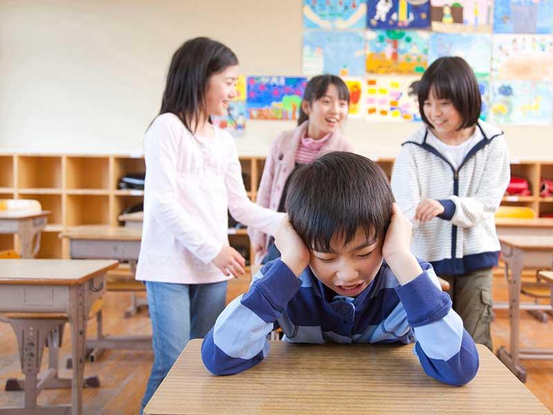 小学校での友達同士のトラブル