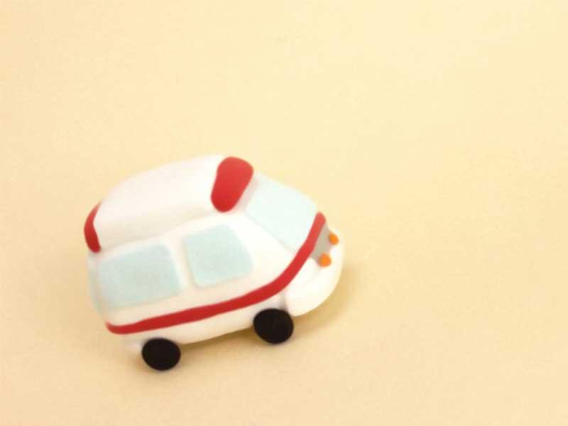 救急車のモデル