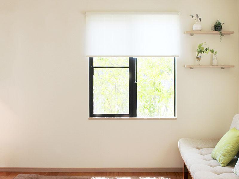 窓のあるリビング