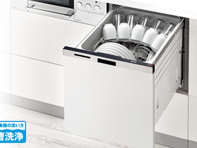 リンナイの食洗い機