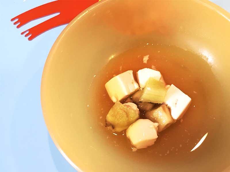 ナスと豆腐のクタクタ煮