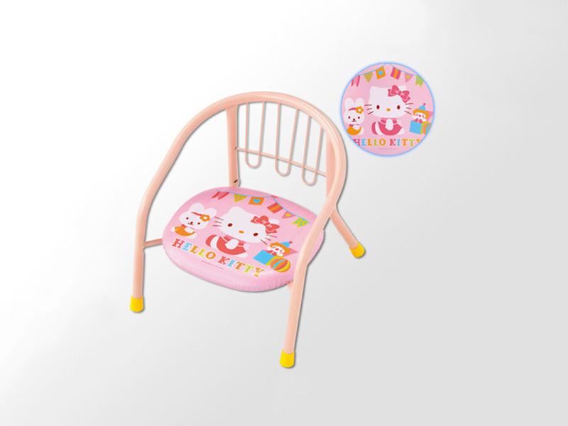 キティちゃんの豆椅子