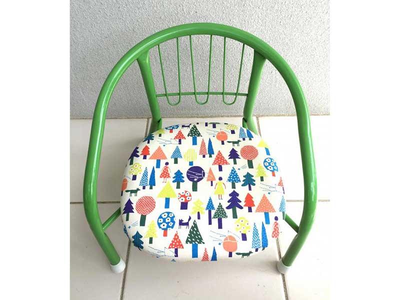 「乙女座」豆椅子