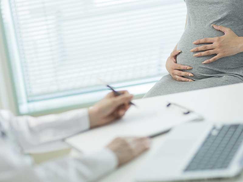 産婦人科の先生との相談