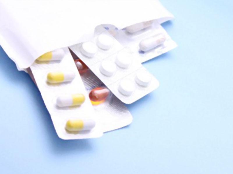 薬(カプセルと錠剤)