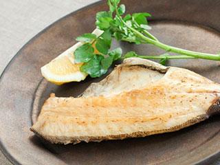 母乳に良い白身魚