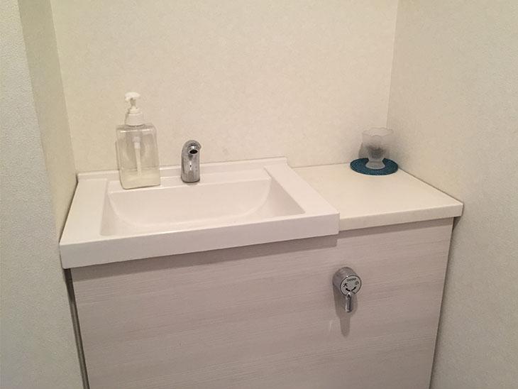 除湿剤&消臭剤として洗面所に置かれているコーヒーかす