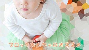 ブロックおもちゃ1~3歳にオススメ12!選び方のポイント