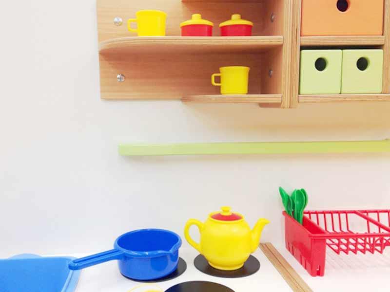 おもちゃのキッチン